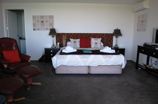 Tarlton's Lodge: Room (from balcony)