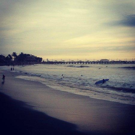 Hostal Cocos Beach: Huanchaco beach