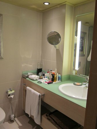 Sofitel Cairo El Gezirah: Bathroom