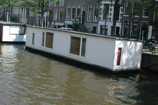 The Prinsen Boat: The Prinsenboat