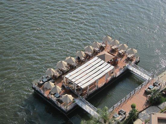 Sofitel Cairo El Gezirah: Floating Restaurant