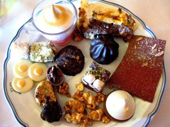 Verandan : Desserts!