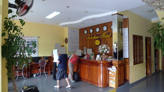Indochine Hotel: Lobby_1