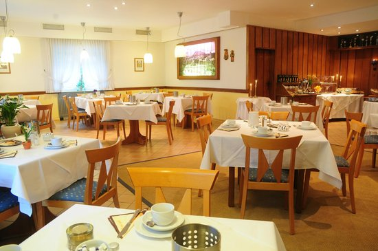 Hotel Lindemann: Frühstücksraum