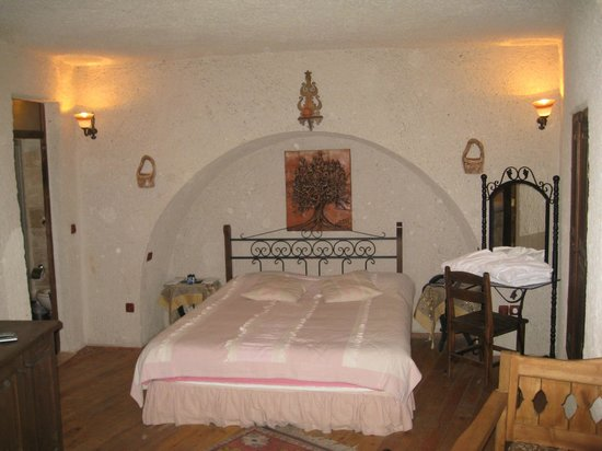Katpatuka Cave Hotel: room