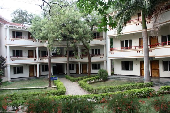 Close to temple good rooms review of haritha srisailam - Araku valley resorts with swimming pool ...