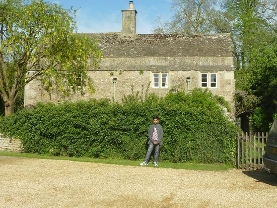 Lacock Abbey: Harry Potter House