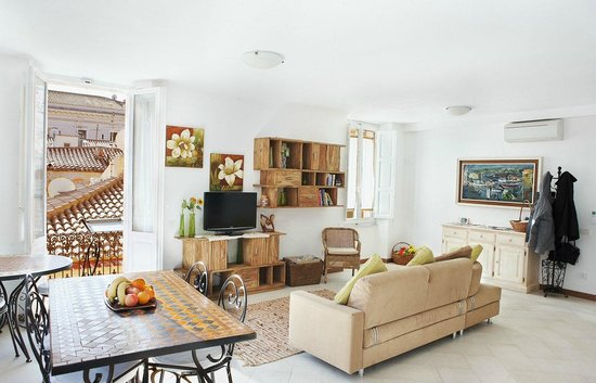 Bed & Breakfast Via del Centro: Living Room
