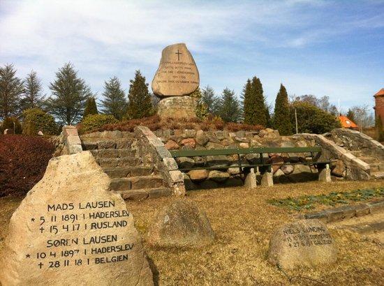 De Franske Krigergrave