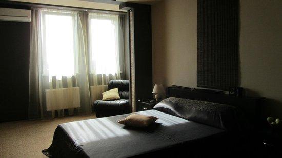 VS-Apartments : Студия-спальня с двуспальной кроватью