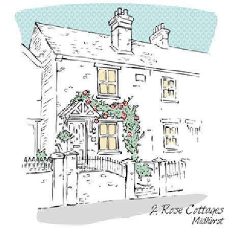 Two Rose Cottages: A small but seriously comfortable Victorian cottage
