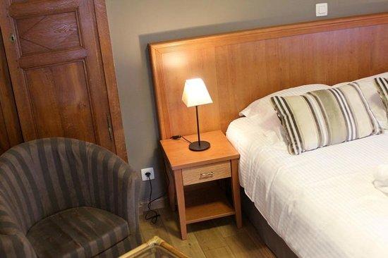 Chambre double standard - Bild von Le Fournil - Hôtel, Redu ...