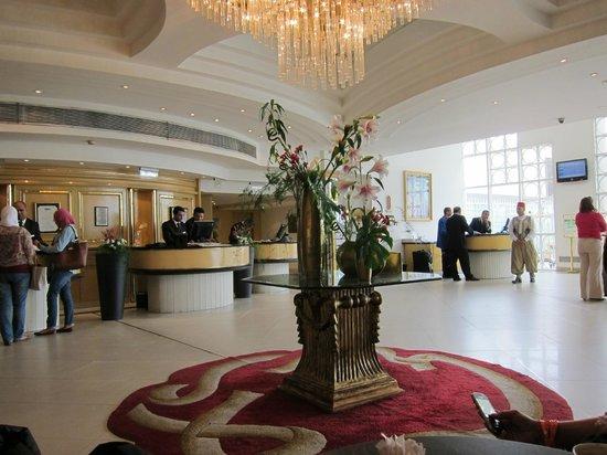 Le Passage Cairo: reception