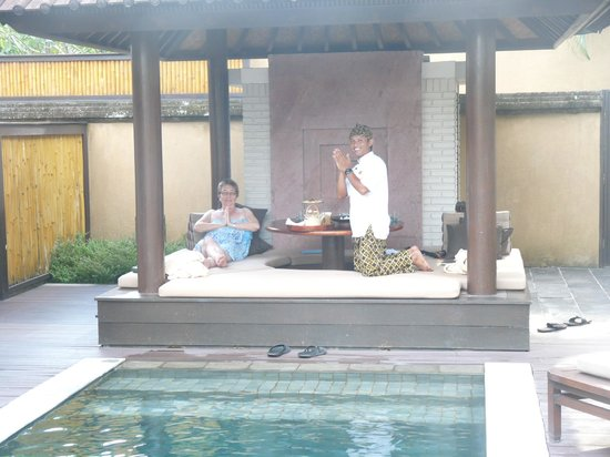 The Chedi Club Tanah Gajah, Ubud, Bali – a GHM hotel: Afternoon Tea