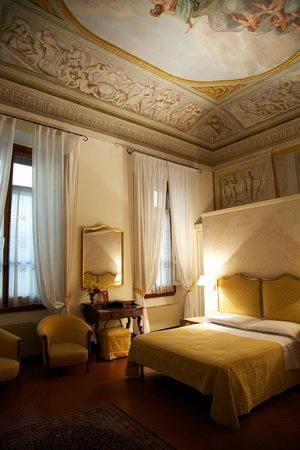 Hotel Burchianti: sleeping in another era of time