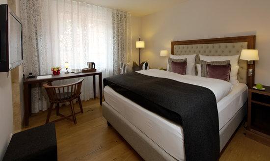 Waldhotel Stuttgart: Standard-Doppelzimmer