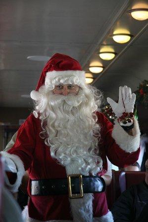 Credit Valley Explorer: Yay Santa!