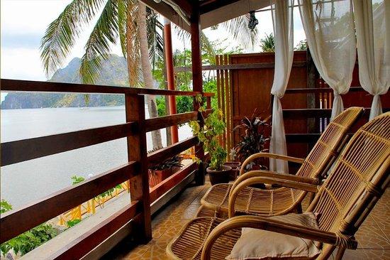 La Casa Teresa Beach Resort Terrace