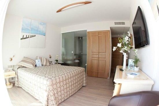 Hotel Le Diana : Chambre 3ème