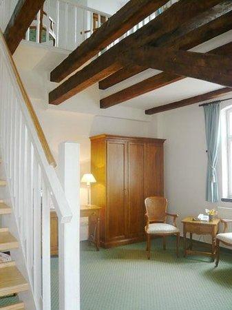 Schloss Spyker: Maisonette