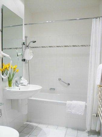 Schloss Spyker: Badezimmer