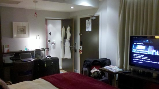 Hotel Indigo London-Paddington: Quarto
