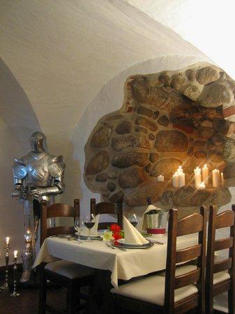Schloss Spyker: Restaurant