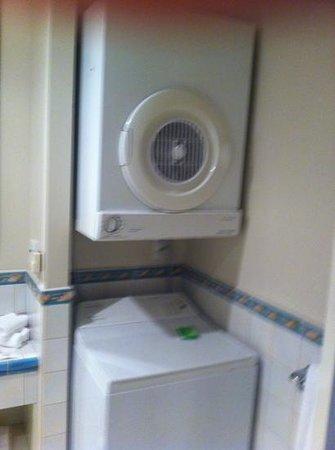 Quest Wellington: laundry