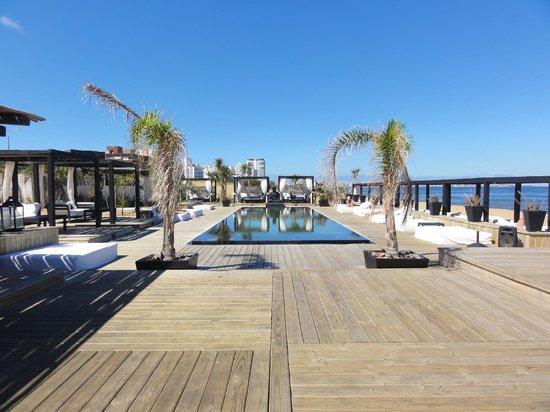 Serena Hotel Punta del Este: excelente área de lazer
