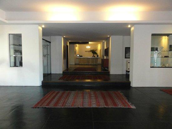 Serena Hotel Punta del Este: recepção