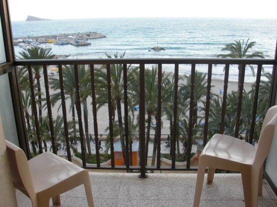 Esmeralda Beach Hotel: Más vistas jajaja