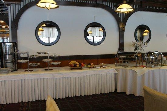Hotel Ribno: sala da pranzo