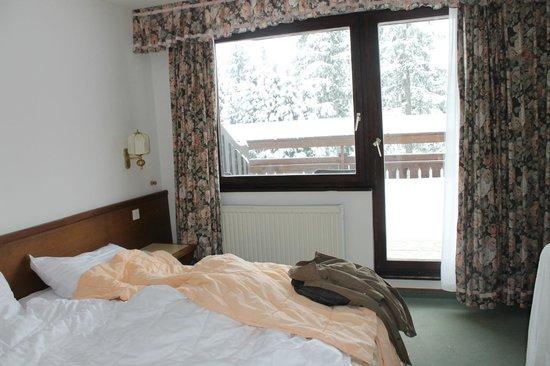 Hotel Ribno: camera
