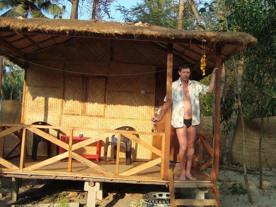 Canacona, الهند: жилье палолема