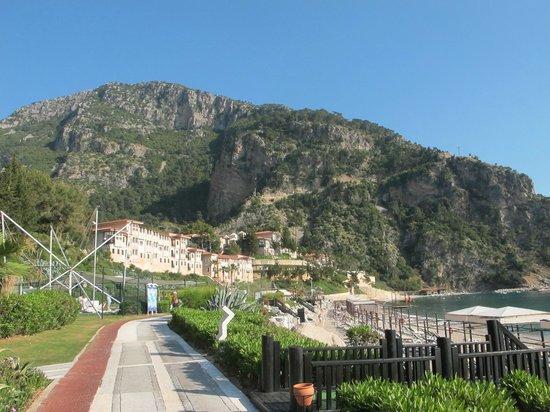 Liberty Hotels Lykia: пляж