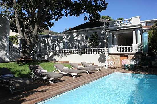 "Trevoyan Guest House: ""quiet oasis in tamboerskloof, the heart of cape town"""