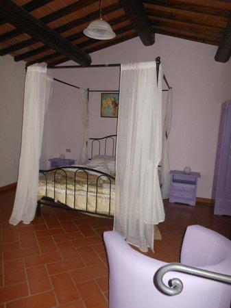 Borgo Collelungo: terza camera da letto