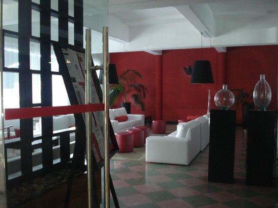 Hotel Rex: living 3
