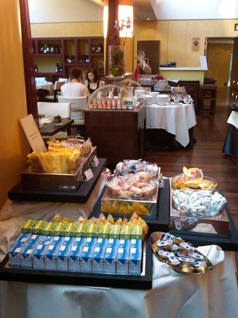 Enterprise Hotel: Salsa, Biscotes, Tortas de arroz, etc.