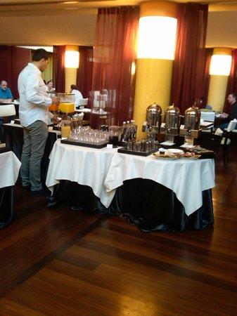 Enterprise Hotel: Zumos y Bebidas Calientes