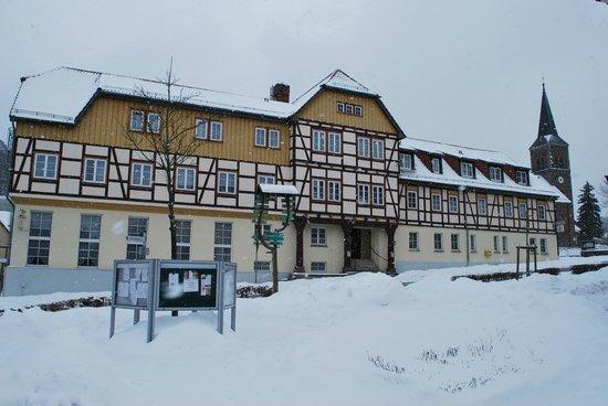 Du & Ich Harzhotel Guentersberge: Außenansicht
