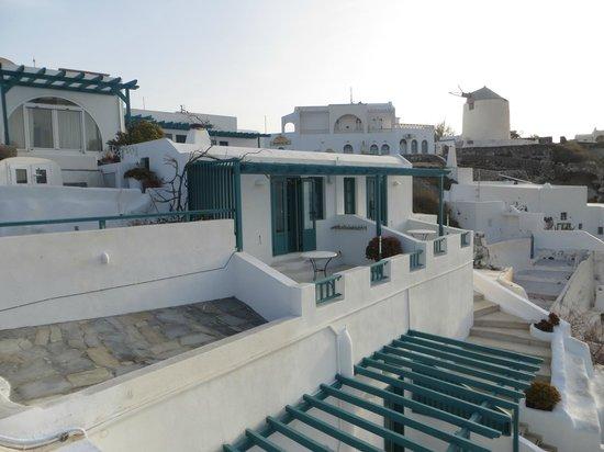 Strogili Traditional Houses : vue strogili