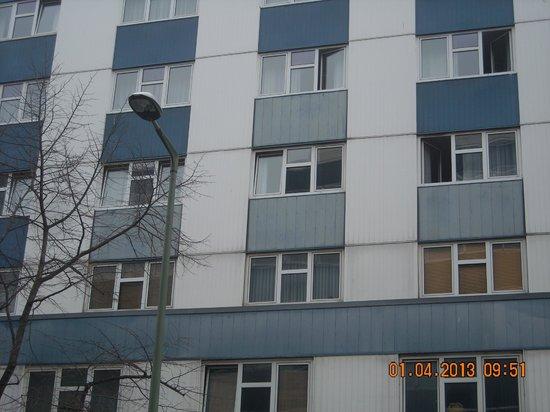 SORAT Hotel Ambassador Berlin: Außenansicht