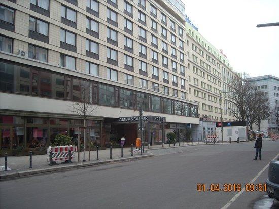 SORAT Hotel Ambassador Berlin: a