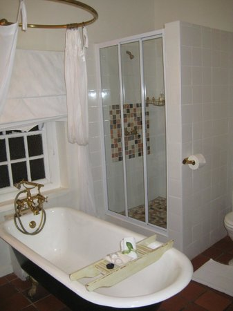 Bredasdorp Country Manor: Bagno