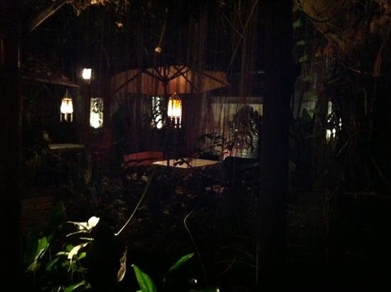 The Spirit House Restaurant & Bar: great atmosphere
