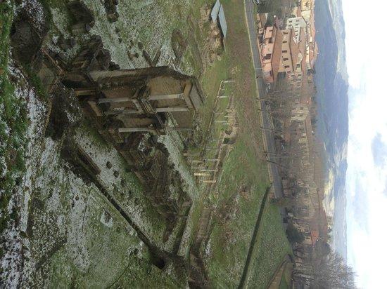 Residence L'Etrusca: teatro romano Volterra