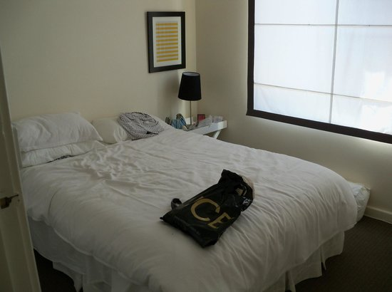 Arabella on West Apartments: Bedroom 1