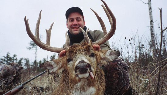 Whiteshell Outfitters: Whitetail