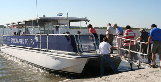 Sandlapper Water Tours, Inc